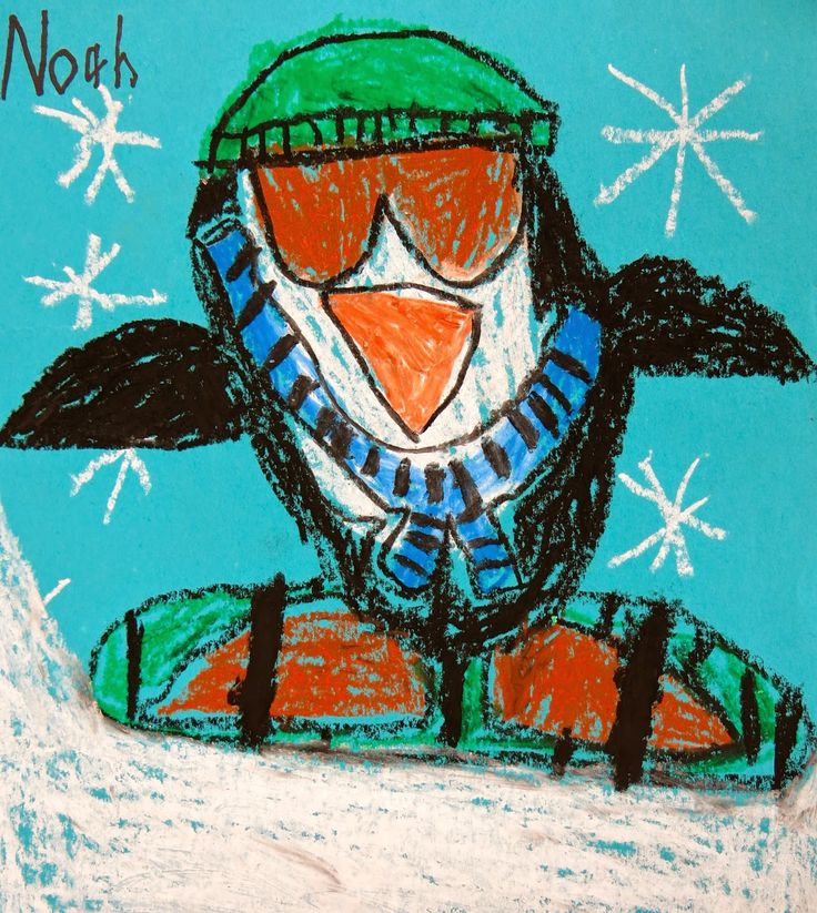 Cassie Stephens: In the Art Room: How to Draw Penguins!