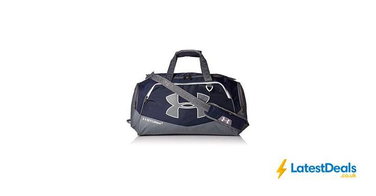 Under Armour Undeniable Duffel II Multi Sports Travel Bag, £24.24 at Amazon UK