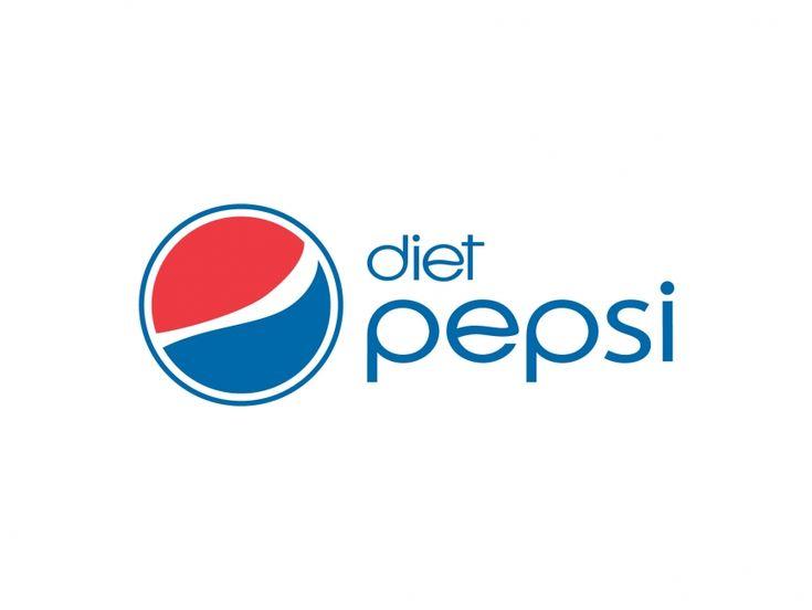 diet pepsi vector logo vector logos pinterest diet