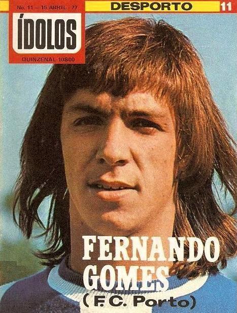 Jogador do F.C. Porto - Gomes