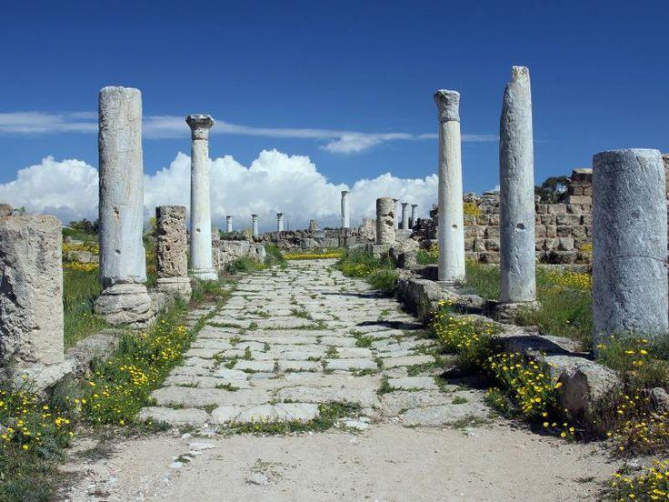 Észak-Ciprus | Ciprus paradicsomi szigete, természeti csodákban és történelmi emlékekben egyaránt gazdag. A sziget kettéosztott, déli részén főként görögök, míg az északi részén főként törökök laknak. 1974-óta török fennhatóság alá tartozó Észak-Ciprusi Török Köztársaság 1983 óta létezik. Noha Ciprus északi része fejlettségben kissé elmaradt a déli területtől, azonban szépségben, kulturális emlékekben is vetekszik vele.