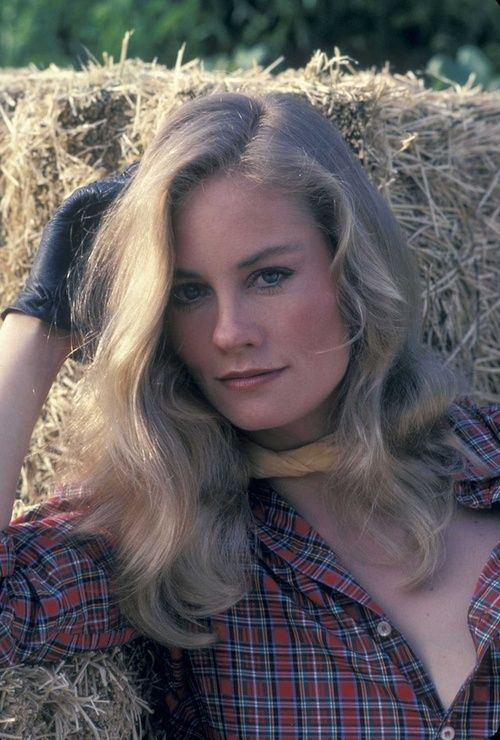 Cybill Shepherd...... a good actress and funny.. I don't think she really got the credit or roles she deserved....
