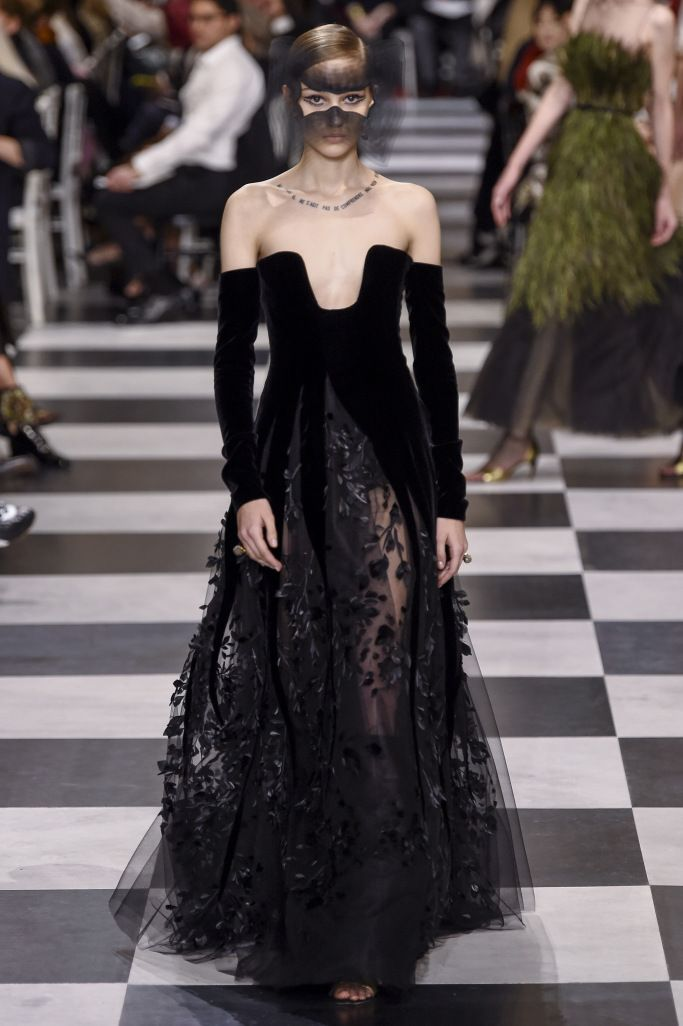 Christian Dior Haute Couture Spring 2018