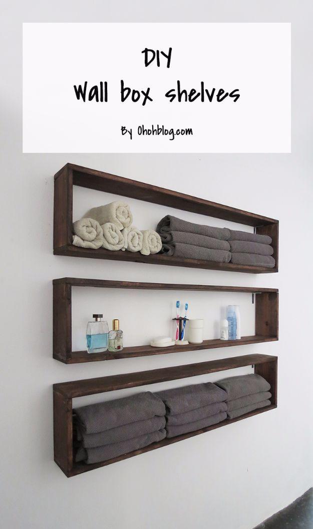 15 Einfache, aber effektive Ideen zur Aufbewahrung und Organisation von Badezimmern
