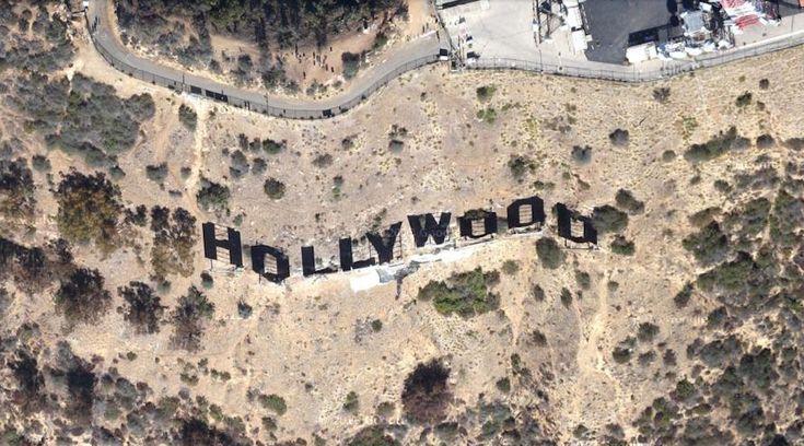 """Hollywood"", l'insegna compie 90 anni"