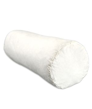 "Down Pillow Forms - 9"" x 22"" Bolster"
