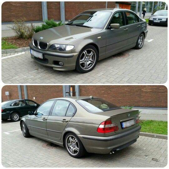 23 best BMW E46 images on Pinterest  E46 m3 E46 sedan and Bmw cars
