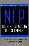 NLP The New Technology of Achievement.  Great introduction to the world of NLP and being the best you can be.  http://www.agilelife.com.au/recommended-nlp-books