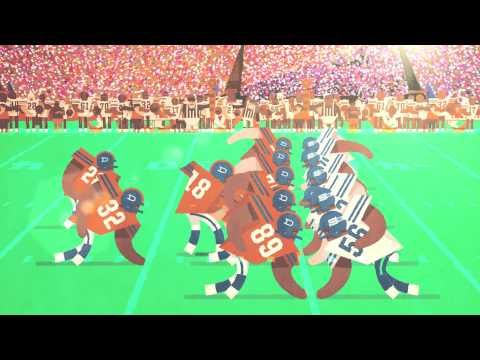 Cute animation explains everything you need to know about NFL football