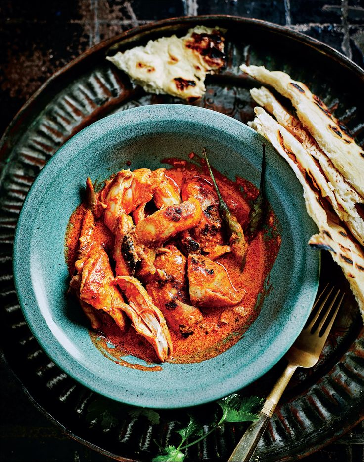 The 25 best anjum anand ideas on pinterest garlic naan bread classic butter chicken recipe by anjum anand blend together the ginger and garlic using a little water to help the blades turn forumfinder Choice Image