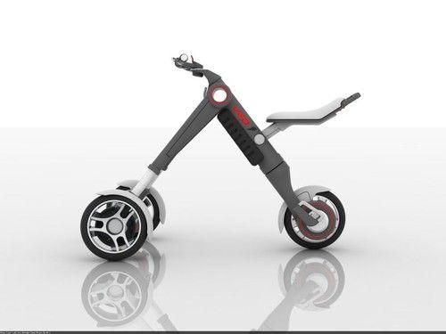 Personal Electric Vehicle, Alan Fratoni