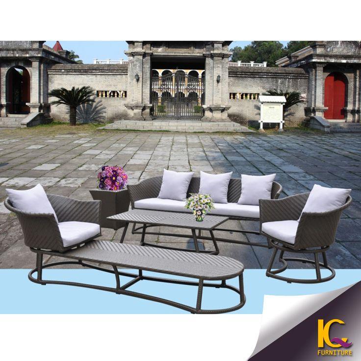 M s de 1000 ideas sobre camas al aire libre en pinterest for Diseno de muebles de jardin al aire libre