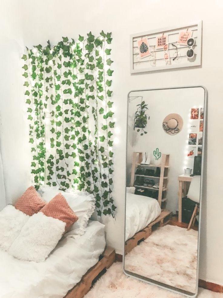 Led Wall Vine Lights Room Inspiration Bedroom Dorm Room Decor Cool Dorm Rooms Simple room wall decorative lights