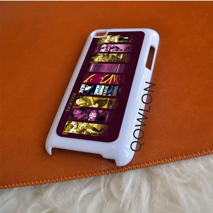Brisbane Broncos Player iPod Touch 4 | 4TH GEN Case