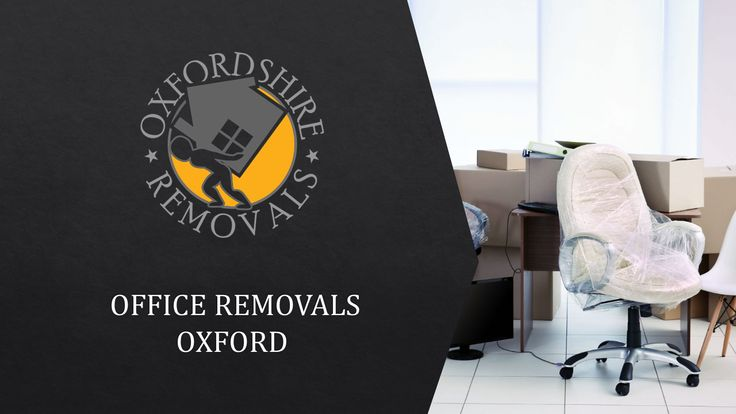 Office Removals Oxford