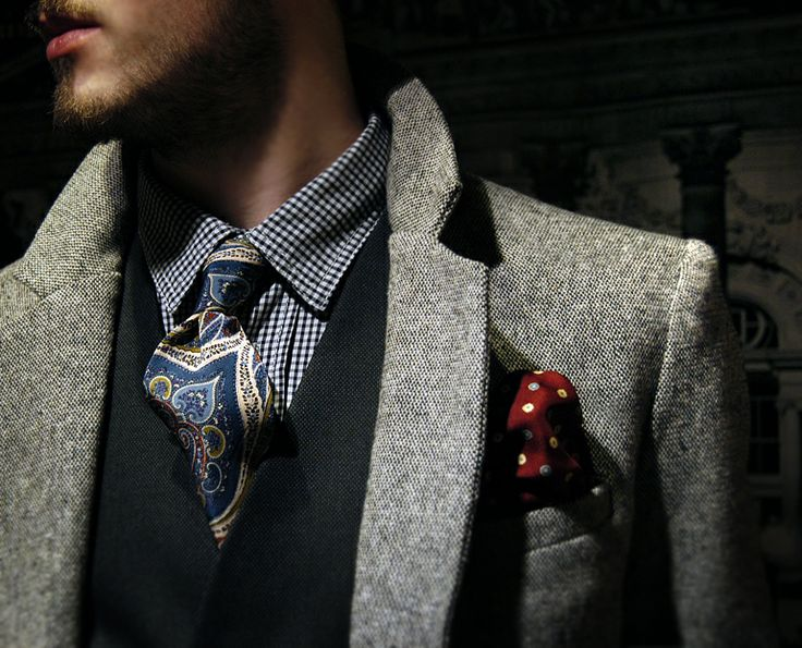 Men's Style Details - in Bucharest