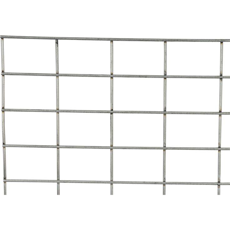 Whites Wires 180 x 120cm x 75 x 50 x 4mm Mesh Panel | Bunnings Warehouse