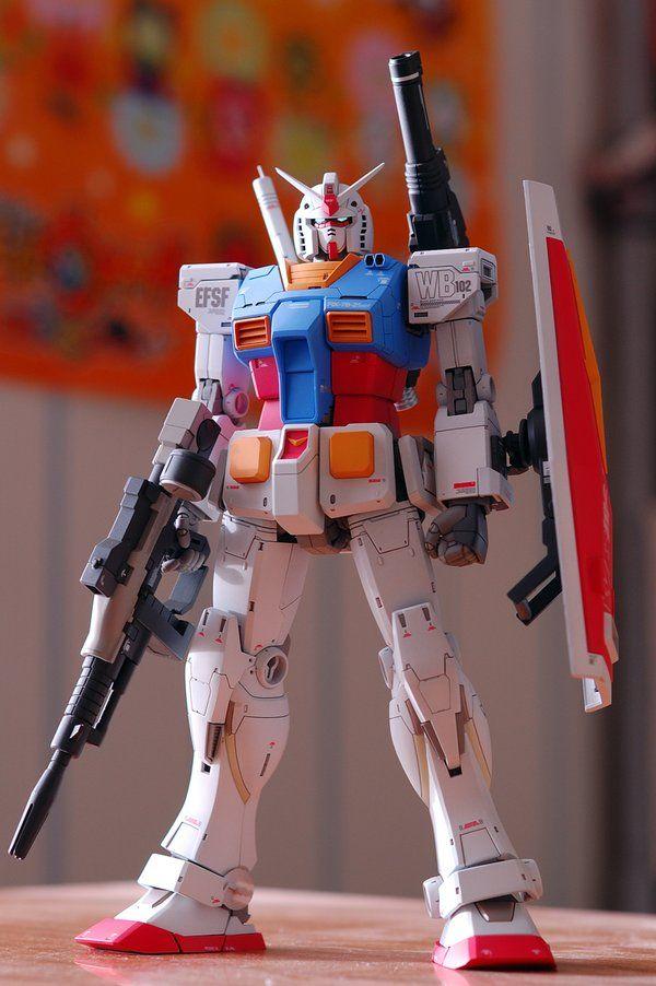 RX-78-02 ガンダム (THE ORIGIN)