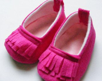 slippers. moccs.