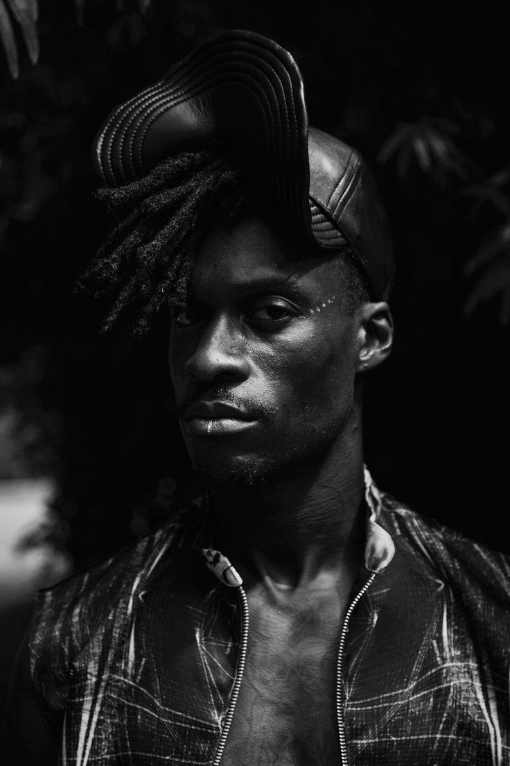 Musician KiriKoo Des X CastEyeWear wearing JAP Jorge Ayala photographed by Paul Ward