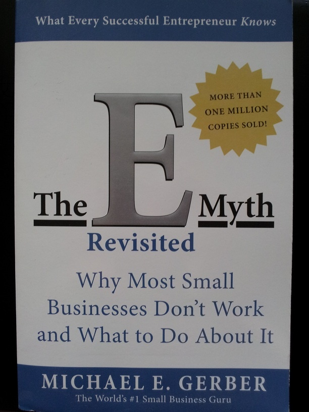 Should be every business owner's Bible!