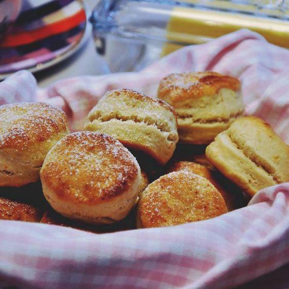 Engelska scones - Mitt kök