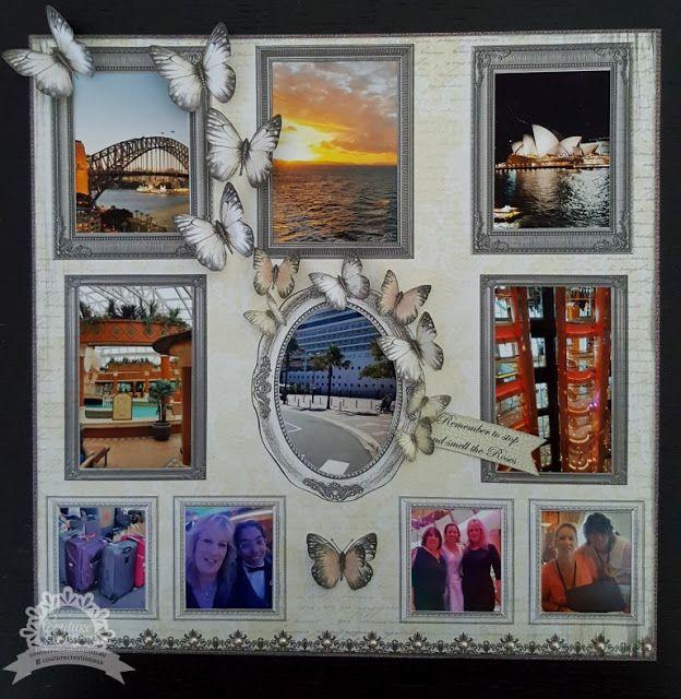 Artdeco Creations Brands: Gallery Frame Layout by Bridget Louw
