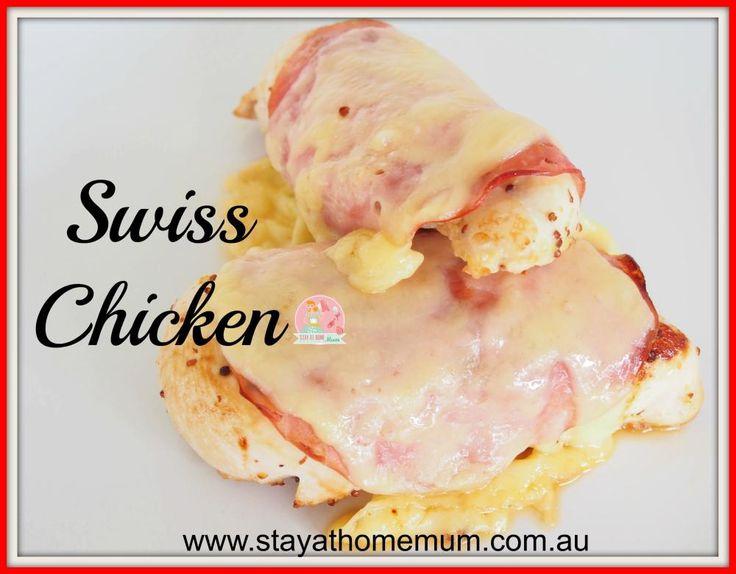 Swiss Chicken   Stay at Home Mum