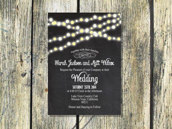 the 25+ best backyard wedding invitations ideas on pinterest, Wedding invitations