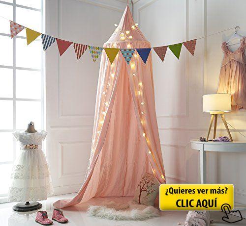 Truedays princesa dosel para cama c pula cama ni a - Cama princesa nina ...