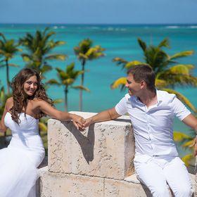 Свадебная фотосессия в Доминикане, Пунта Кана