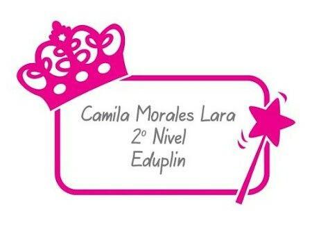 Etiqueta de princesa