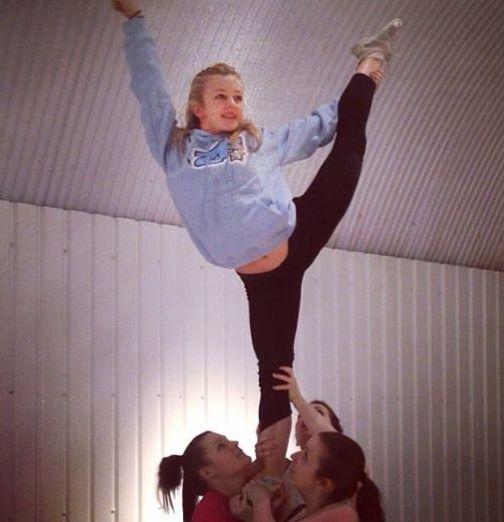 Cheer stunt group classic 7