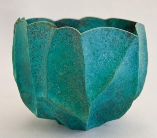 MalinWinberg -  Bonita forma, colorido y textura