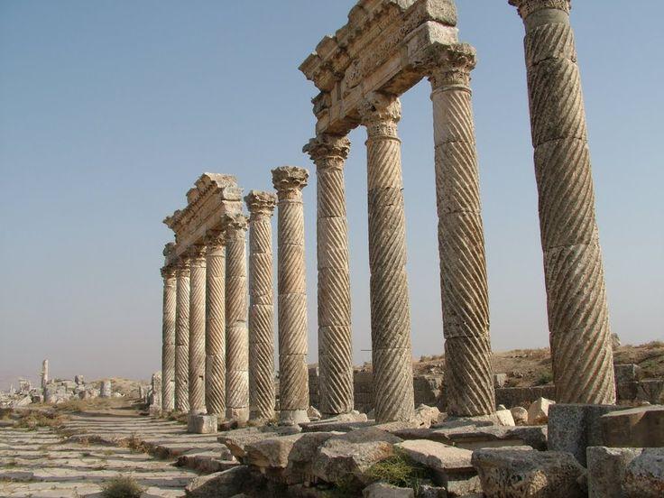 Apamea, Siria. II-III secolo