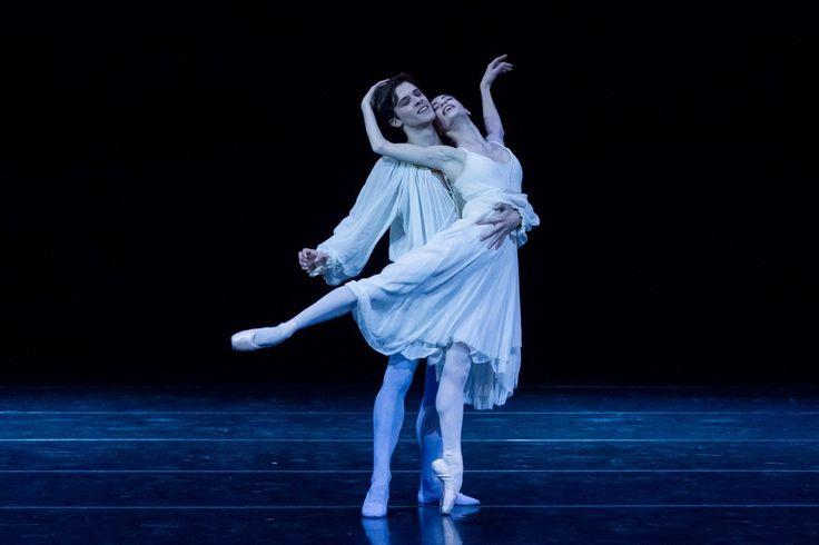 Introducing Rebecca Bianchi, Rome Opera Ballet's new Principal ballerina - Page 2 of 2 - Rebecca Bianchi In The Romeo And Juliet Balcony Pas De Deux With Claudio Coviello