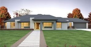 clarendon display homes maitland 29 contemporary facade visit wwwlocalbuilderscomaudisplay_homes_nswhtm for all display homes in new south w - Modern Display Homes