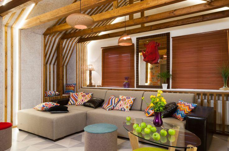Кофейный стол Nord принял участие в программе Фазенда, в проекте Safari