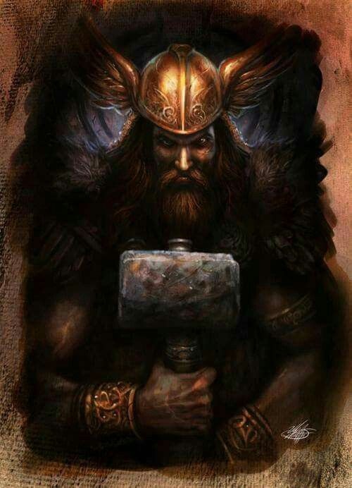 the creation of the world the norse mythology version Descriptions and questions on the nine worlds of norse mythology  once again  i will be referencing the penguin classics version of the prose edda  during  creation bur's sons lifted the level land / [midgard] the mighty.