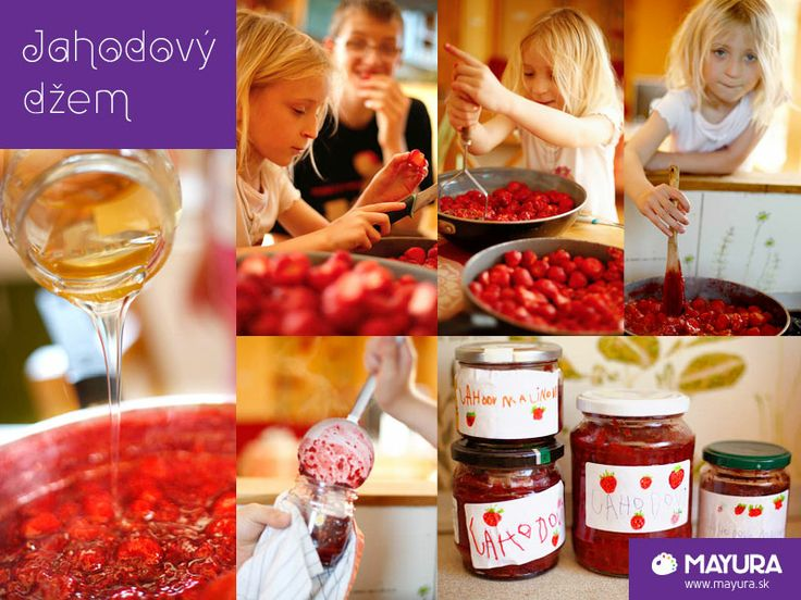 strawberry jam without sugar