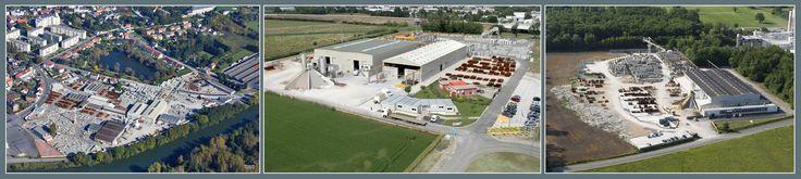 Un nouveau siège et 3 sites de productions ; Soissons, Pierrette et Saint-Astier couvrant l'ensemble de la France pour une distribution efficace. http://www.chapsol.fr/sites-de-production-chapsol.html