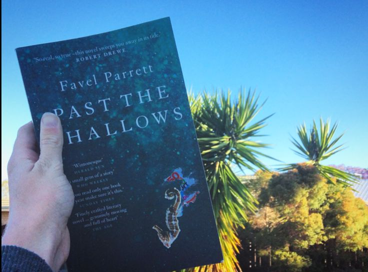 Past The Shallows: Book Review | Plant In Space