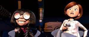 """*EDNA """"E"""" MODE & HELEN PARR aka: ELAST-A-GIRL ~ The Incredibles, 2004"""