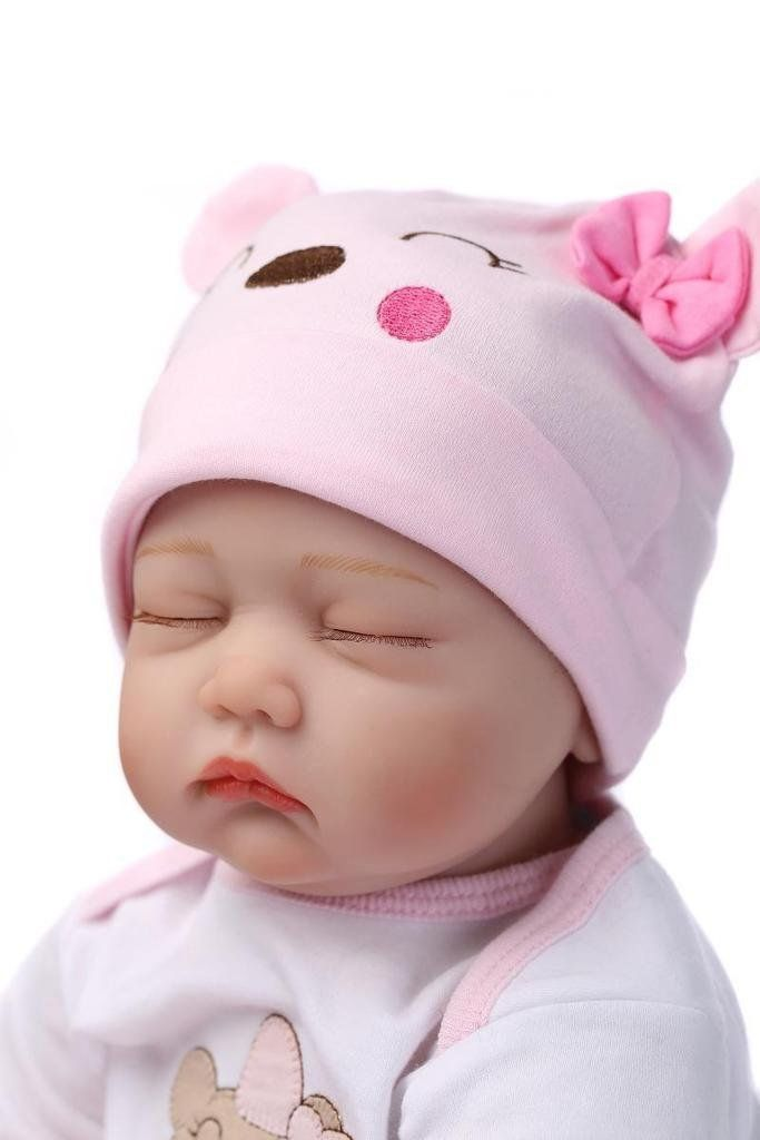 Cute Reborn Baby Doll Soft Silicone 18 Inch Handmade Baby: 1000+ Ideas About Reborn Baby Boy On Pinterest