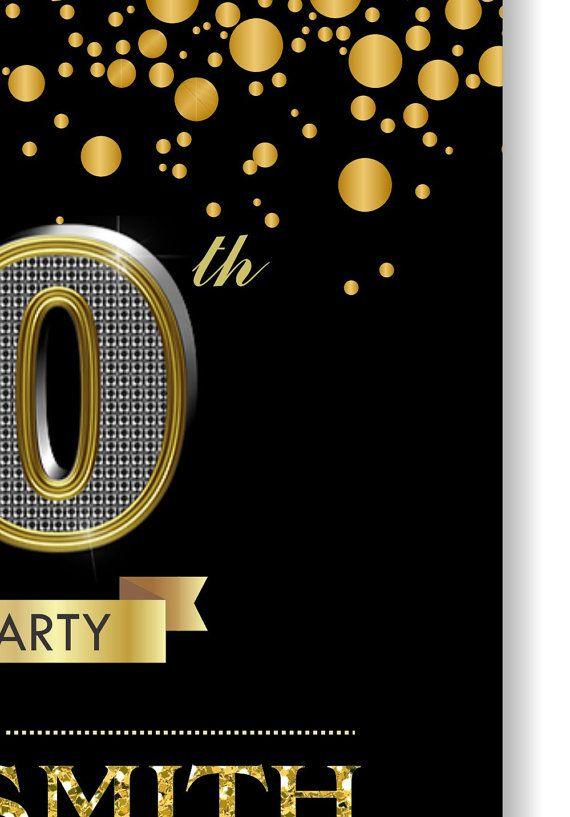 50th birthday invitations birthday