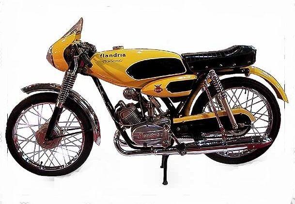 FLANDRIA Rekord Spécial 1969