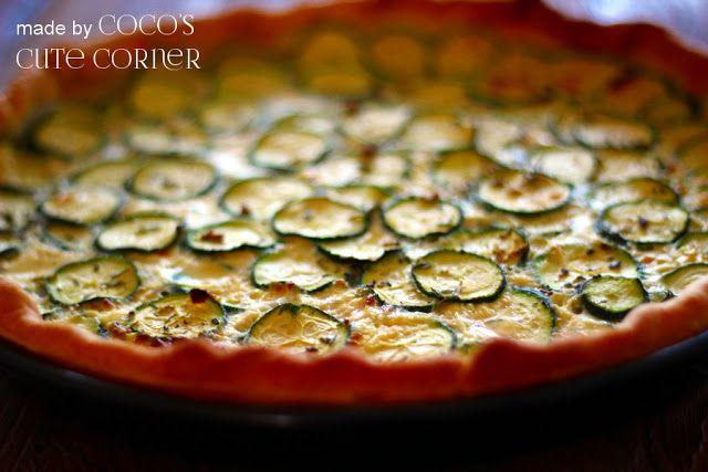 Quiche and Zucchini on Pinterest