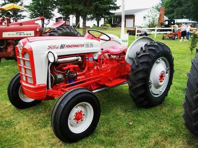 Smith Ford Tractors : Ideas about ford tractors on pinterest snow plow