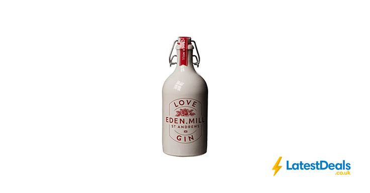 Eden Mill Love Gin, 50 Cl Free Delivery, £22.99 at Amazon UK