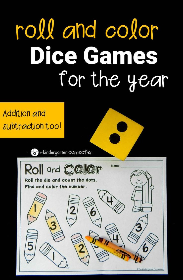 color games kindergarten : 859 Best Images About Kindergarten Math On Pinterest Subitizing Teen Numbers And Addition Games